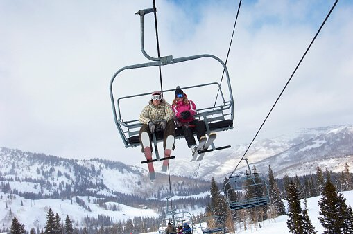 Can I smoke on a Colorado ski resort
