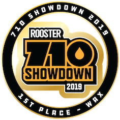 FIRST place rooster 710 showdown 2019