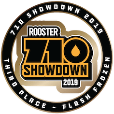 THIRD place rooster 710 showdown 2019